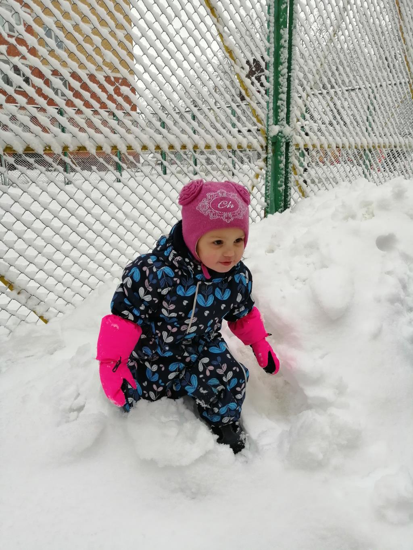 Зимушка - Красавица. Наши дошколята