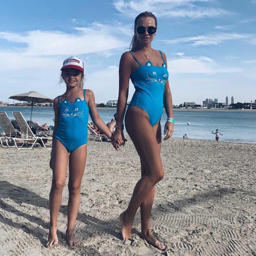 Жена и дочь Виталия Гогунского