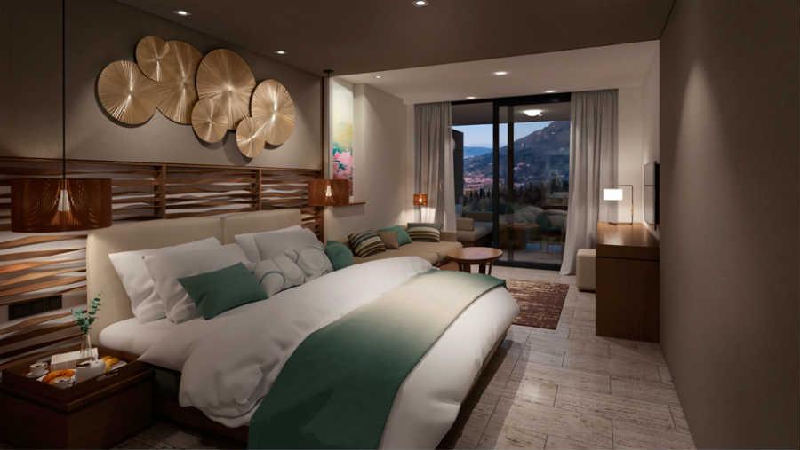 Отель на Корфу