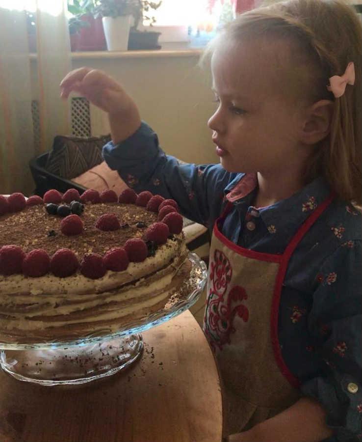 Дочь Сергея Безрукова