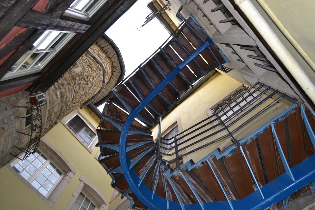 Люксембург. Блиц: лестницы