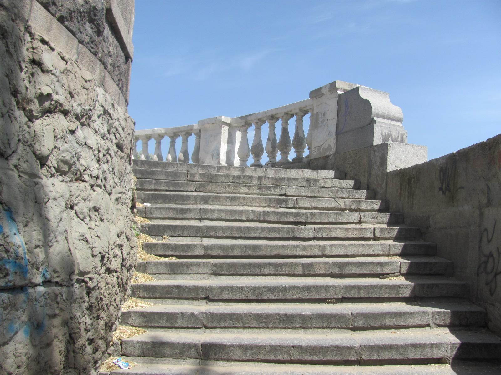 раз ступенька..... Блиц: лестницы
