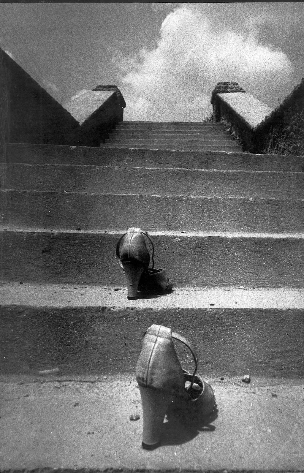 УШЛА !?. Блиц: лестницы