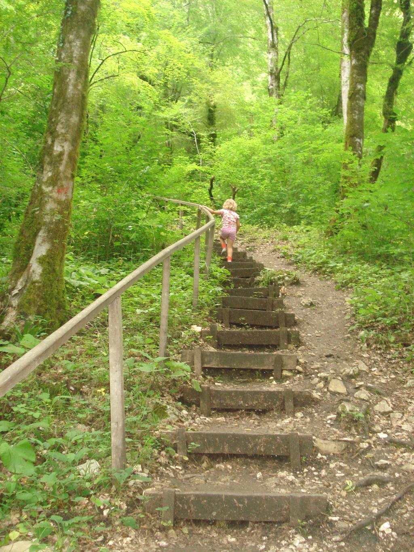 Дорога вверх. Блиц: лестницы