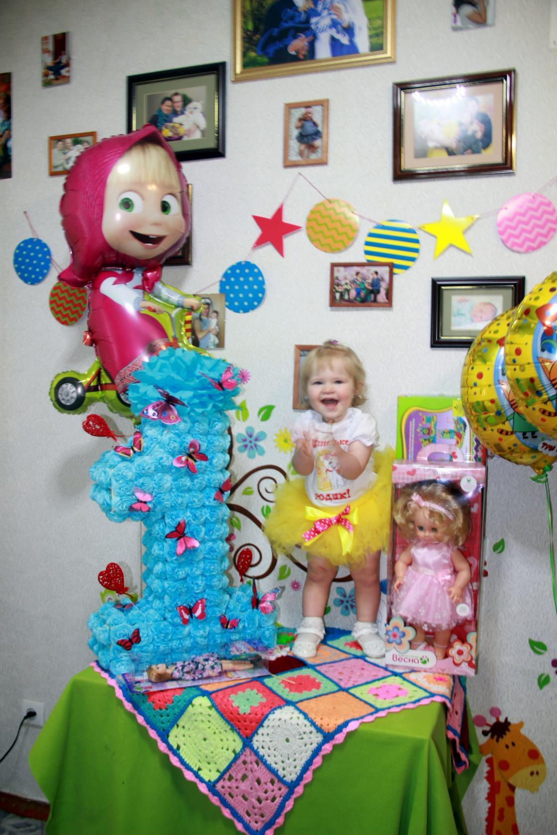 Какое счастье узнать, что такое 1ый день рождения!. Счастье есть!