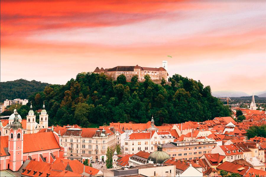 Люблянский замок
