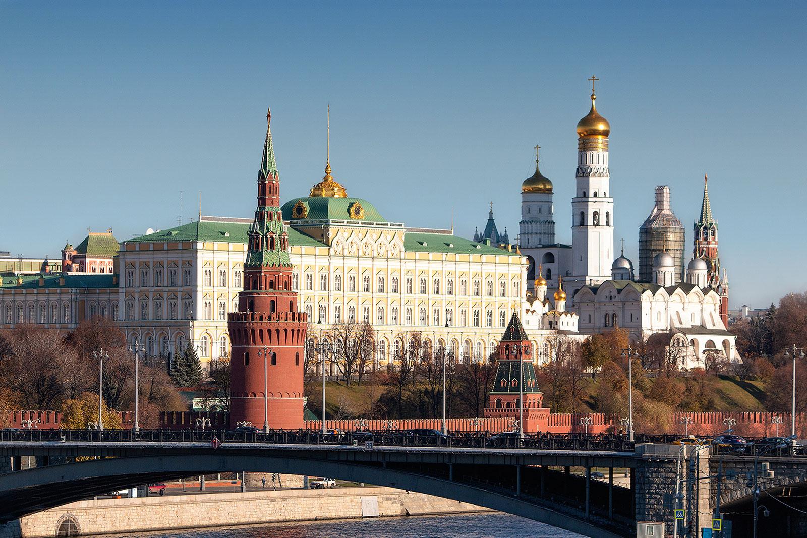 Говорит и показывает Москва. Блиц: башни