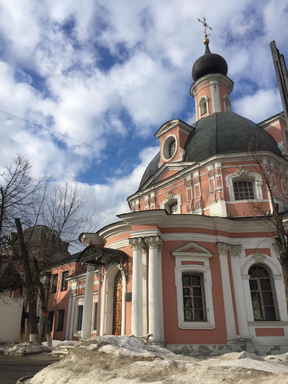 Московский март. Блиц: март