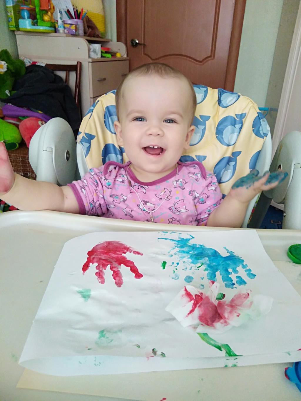 Учим цвета. Учимся, играя