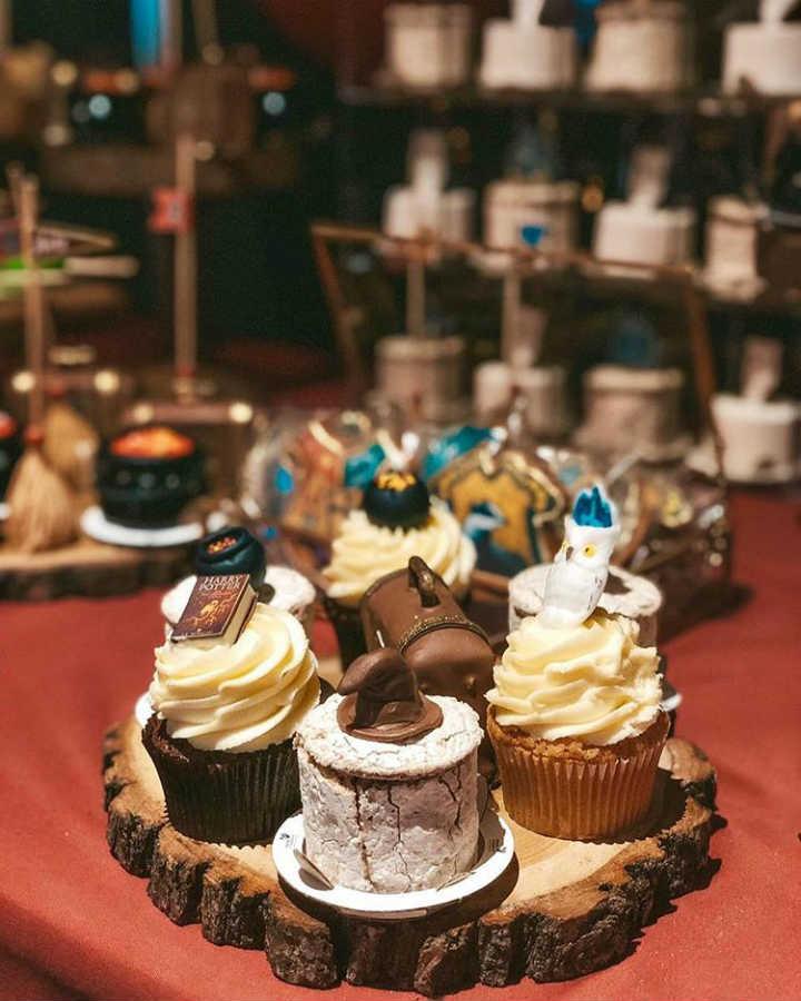 Пирожные Хогвартс