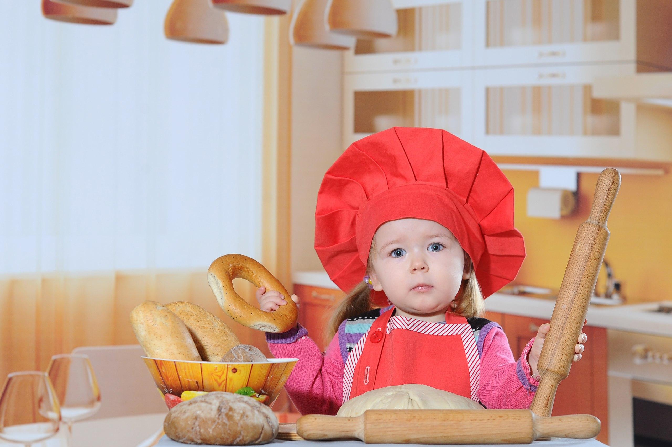 Шеф-повар Викуля! . Настоящая хозяйка