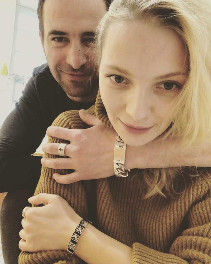 Екатерина Вилкова и Илья Любимов