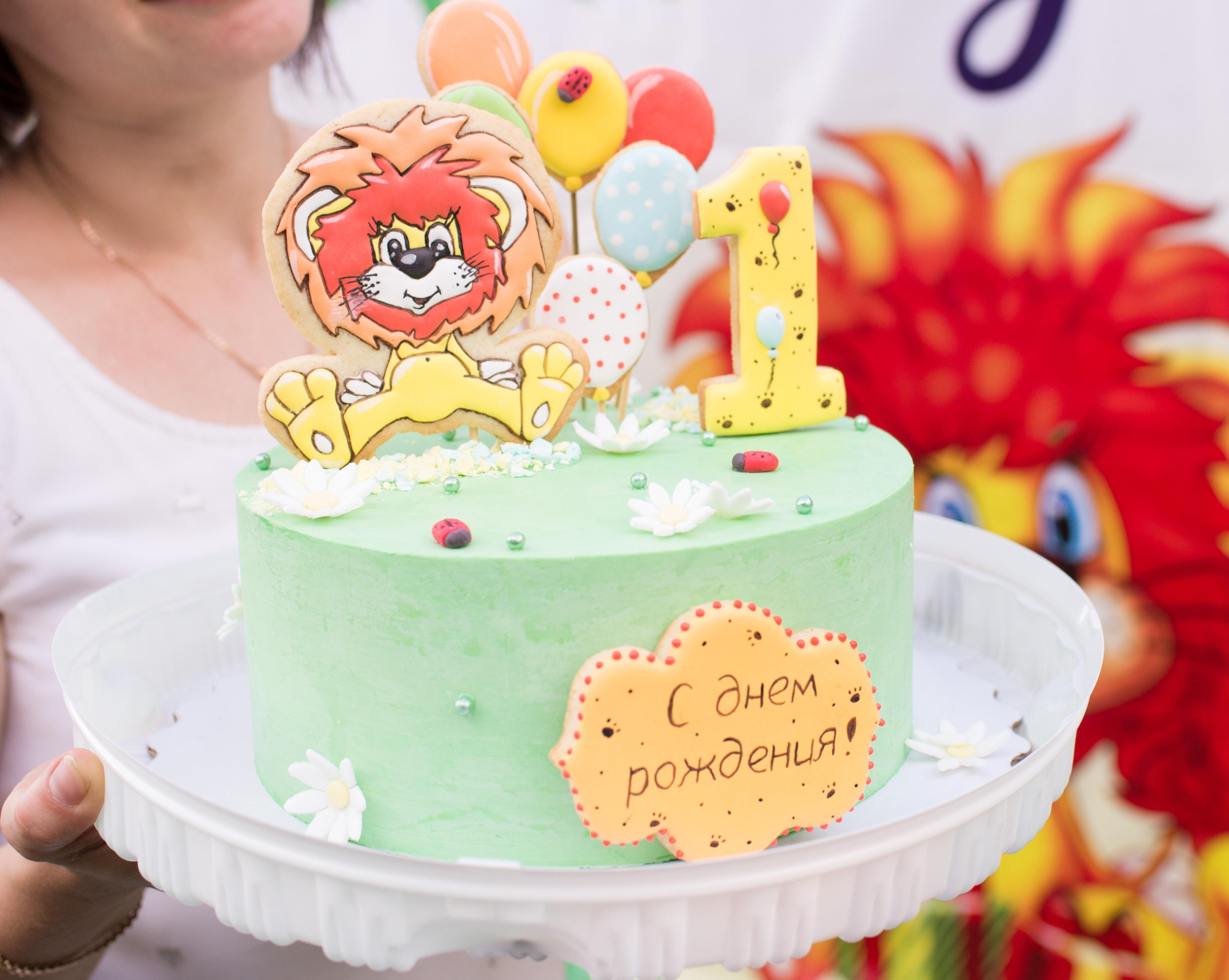 Торт на день рождения сына. Блиц: торт на заказ