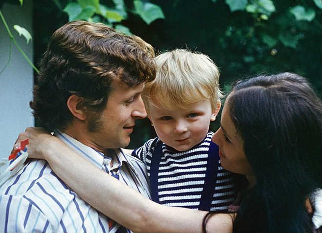Муж Софии Ротару и сын