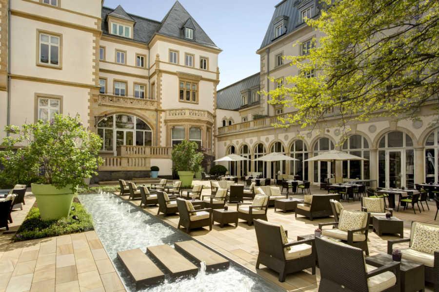 Отель Франкфурт Villa Kennedy