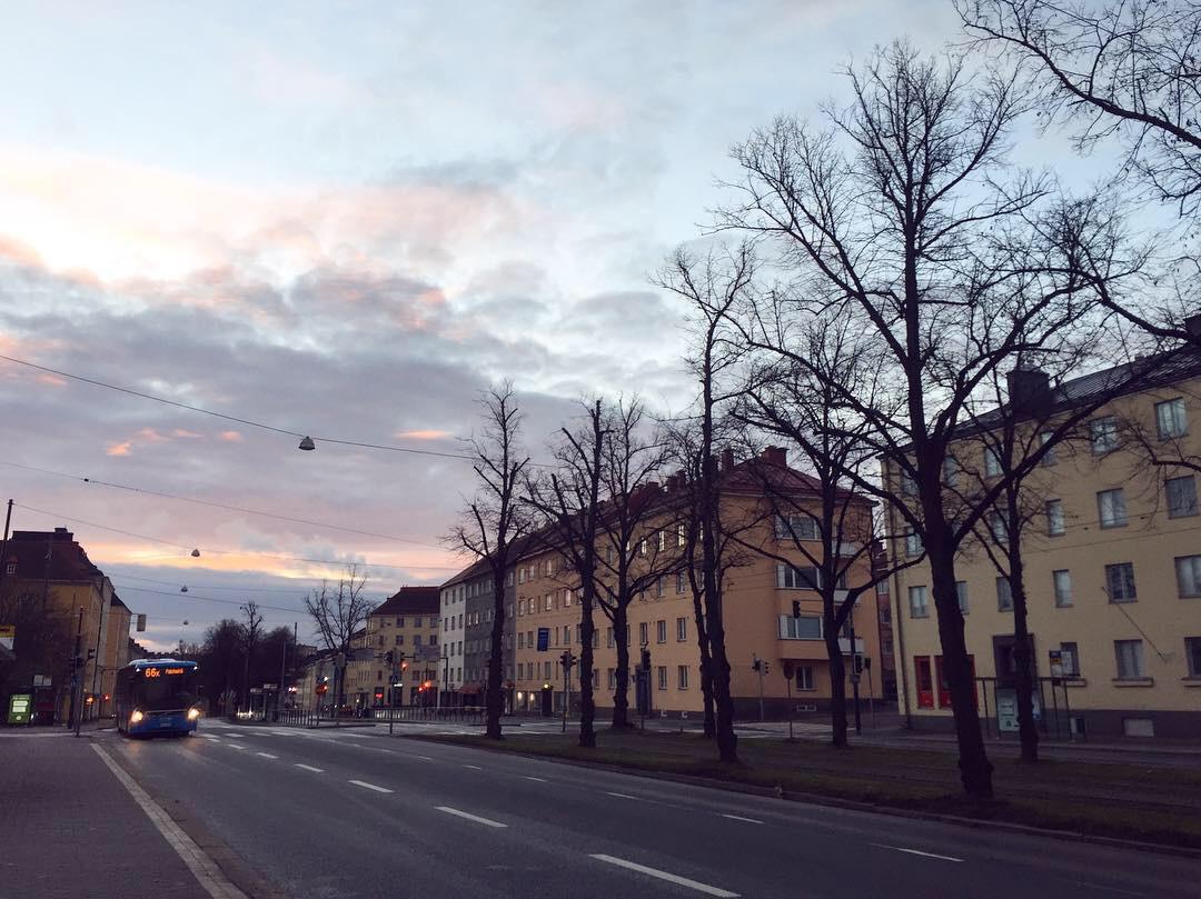 Улицы Хельсинки. Блиц: улицы
