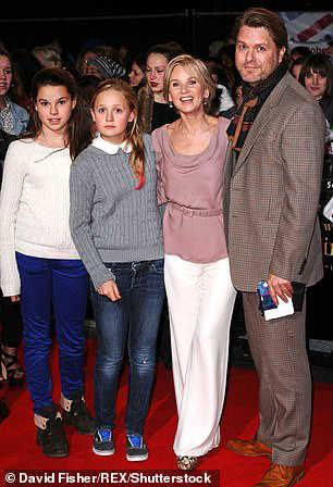 Бо Джессоп с родителями