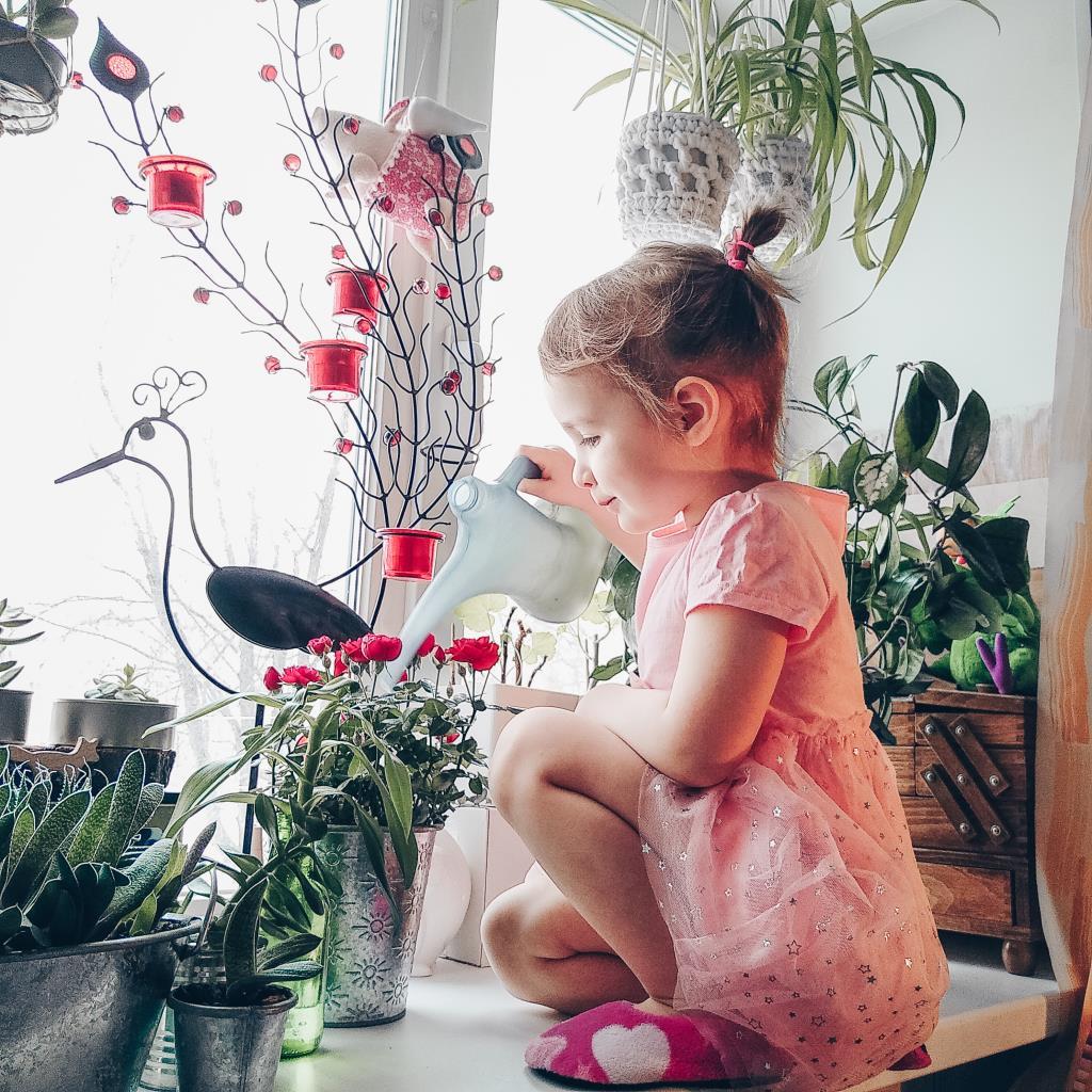 Цветы жизни. Настоящая хозяйка