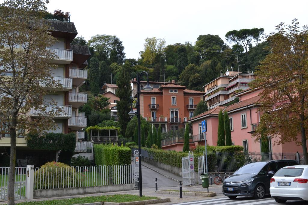 Тихая улочка Бергамо. Блиц: улицы