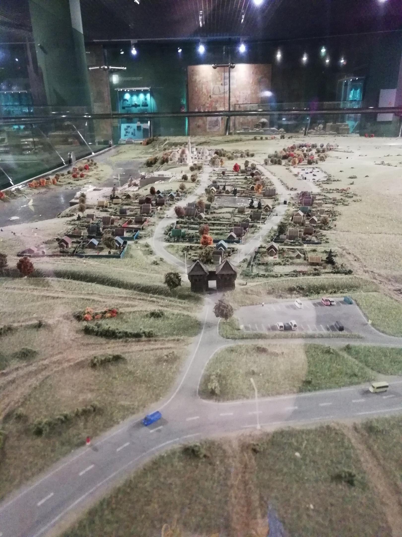 Улочки Великого Болгар. В миниатюре. . Блиц: улицы