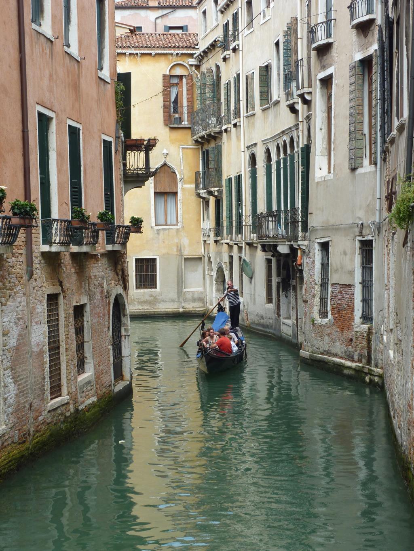 Улицы бывают разные. Венеция.. Блиц: улицы