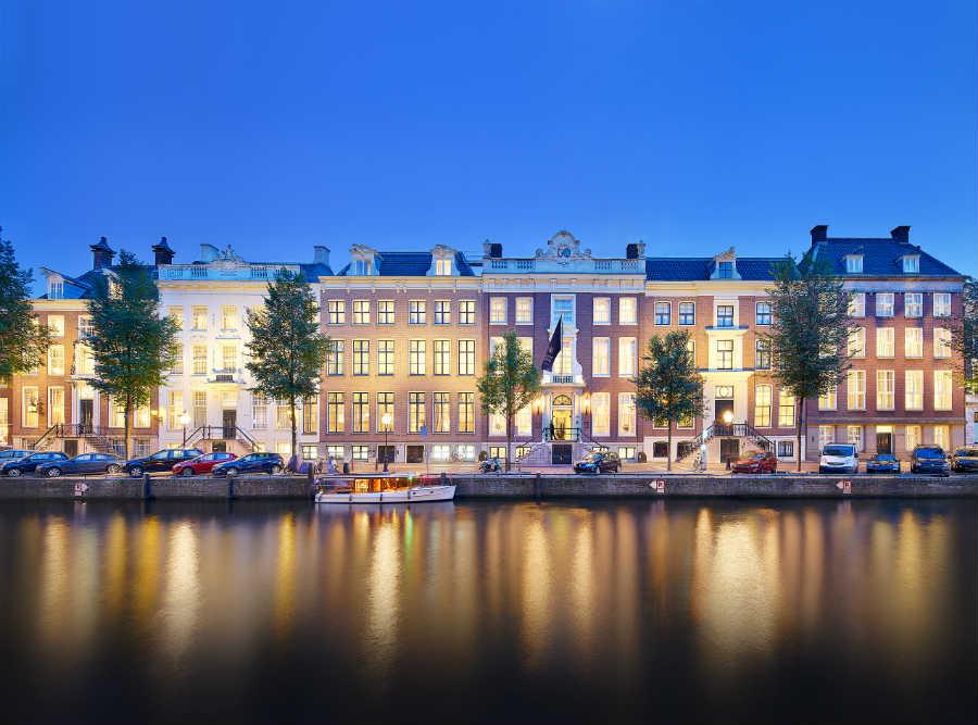 Отель Waldorf Astoria Amsterdam
