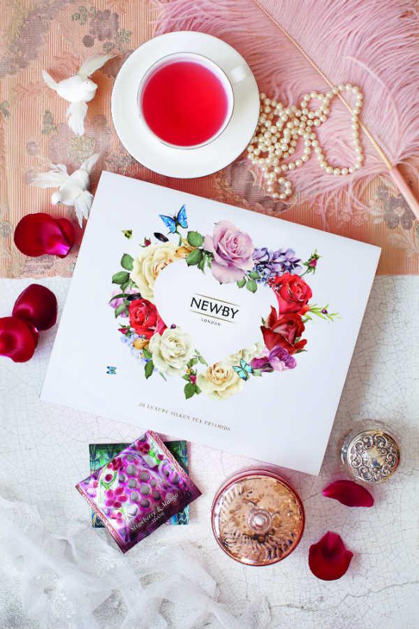 Чайный набор Newby