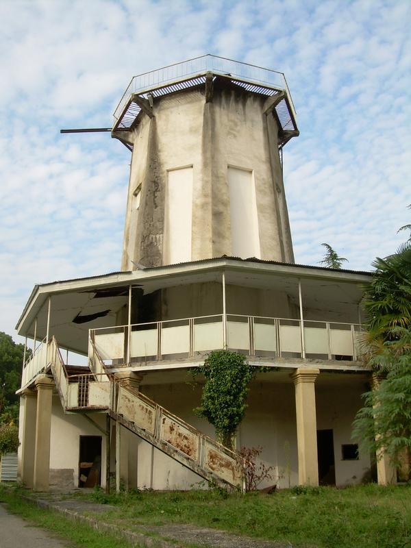Абхазия. Блиц: башни