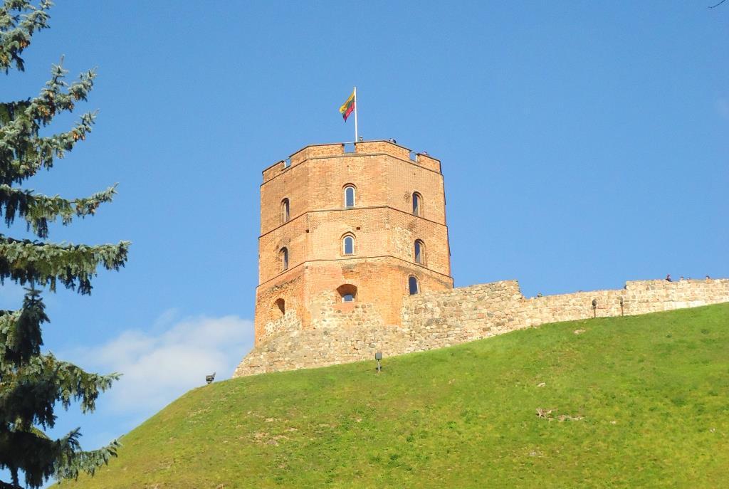 Главная башня Литвы. Блиц: башни