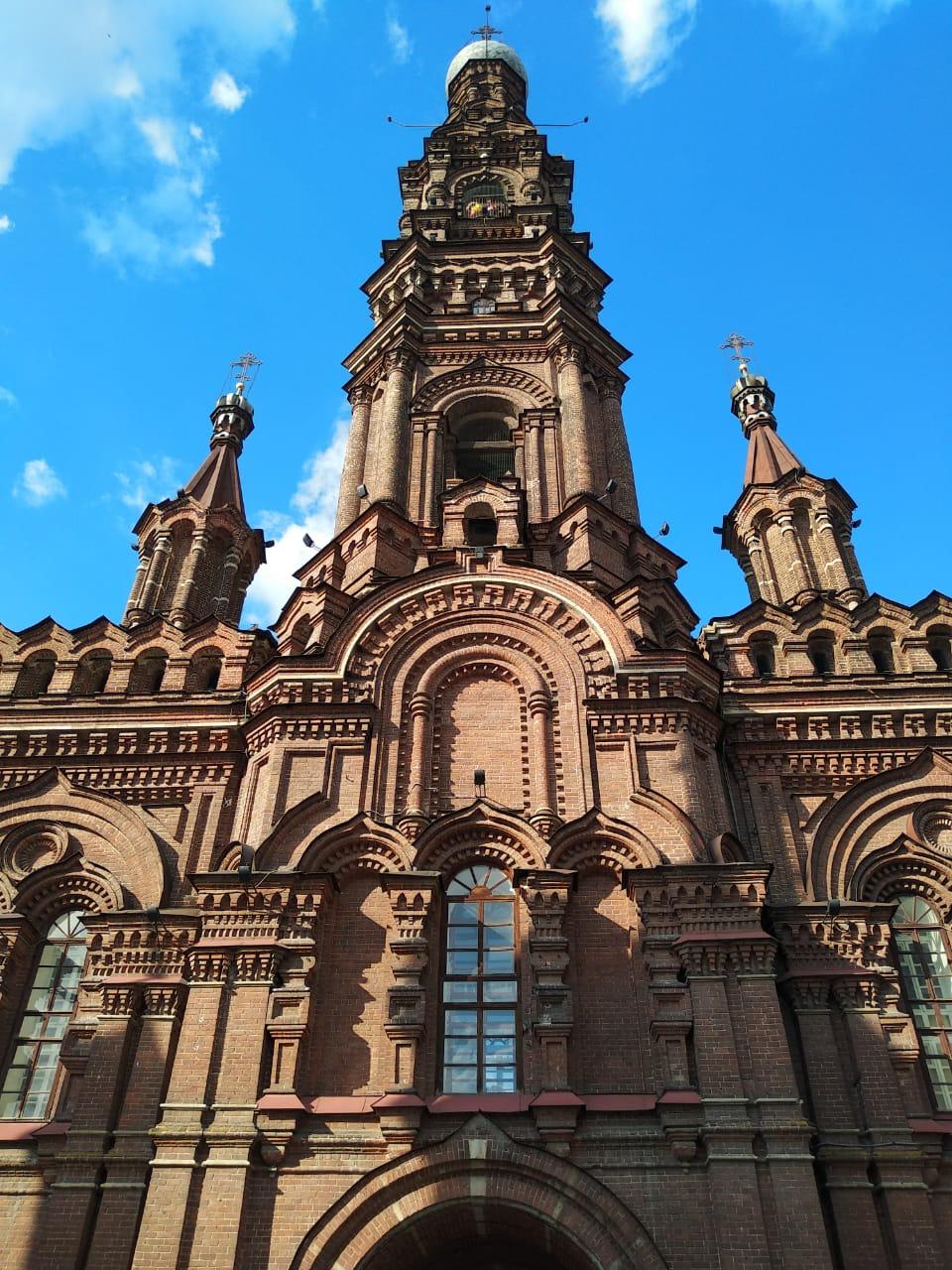 Башня в Казани. Блиц: башни