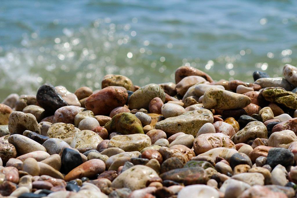 Морские камни. Блиц: камни