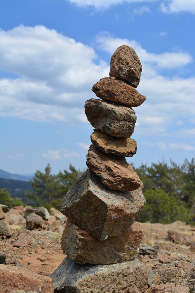 Пирамида исполнения желаний. Блиц: камни