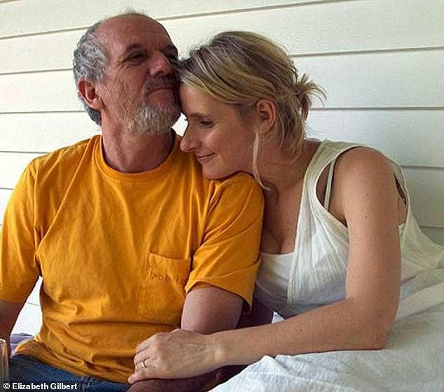 Элизабет Гилберт с мужем Жозе Нуньесом