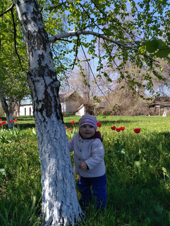 Первая весна. Весеннее настроение