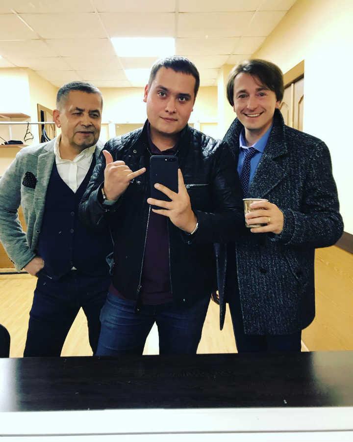 Николай Расторгуев сын