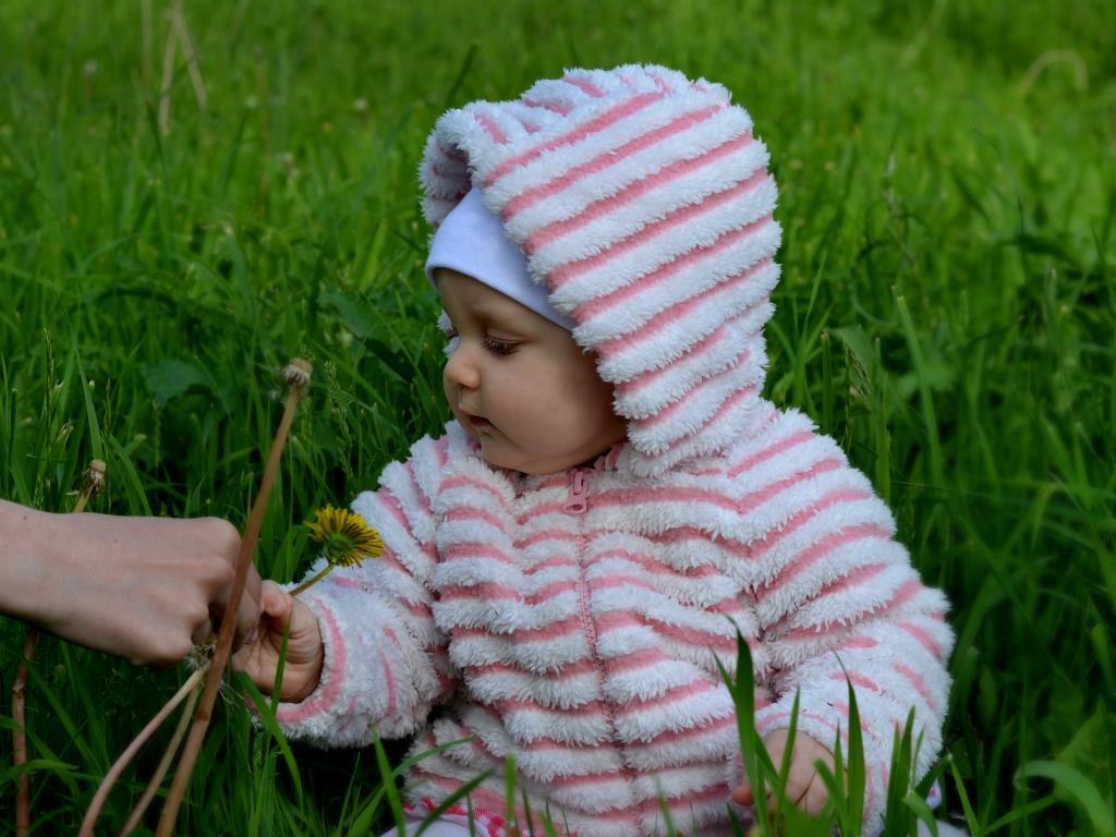 Первые цветочки. Весеннее настроение