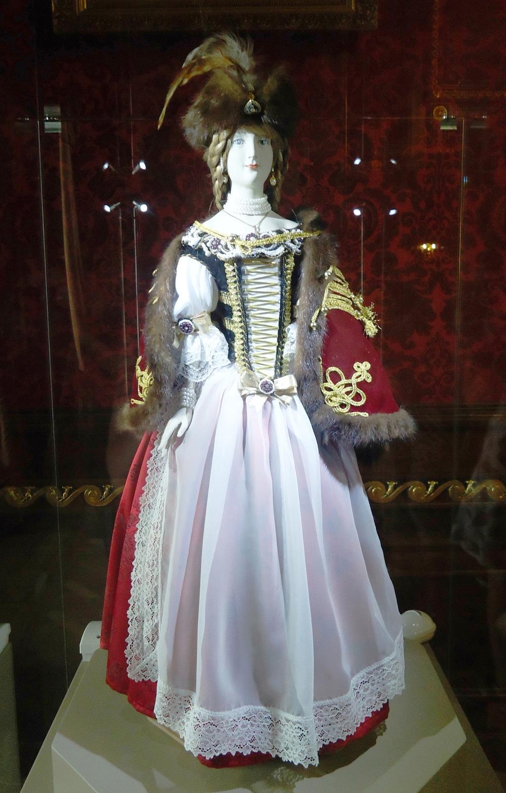 Княгиня. Блиц: стильная кукла