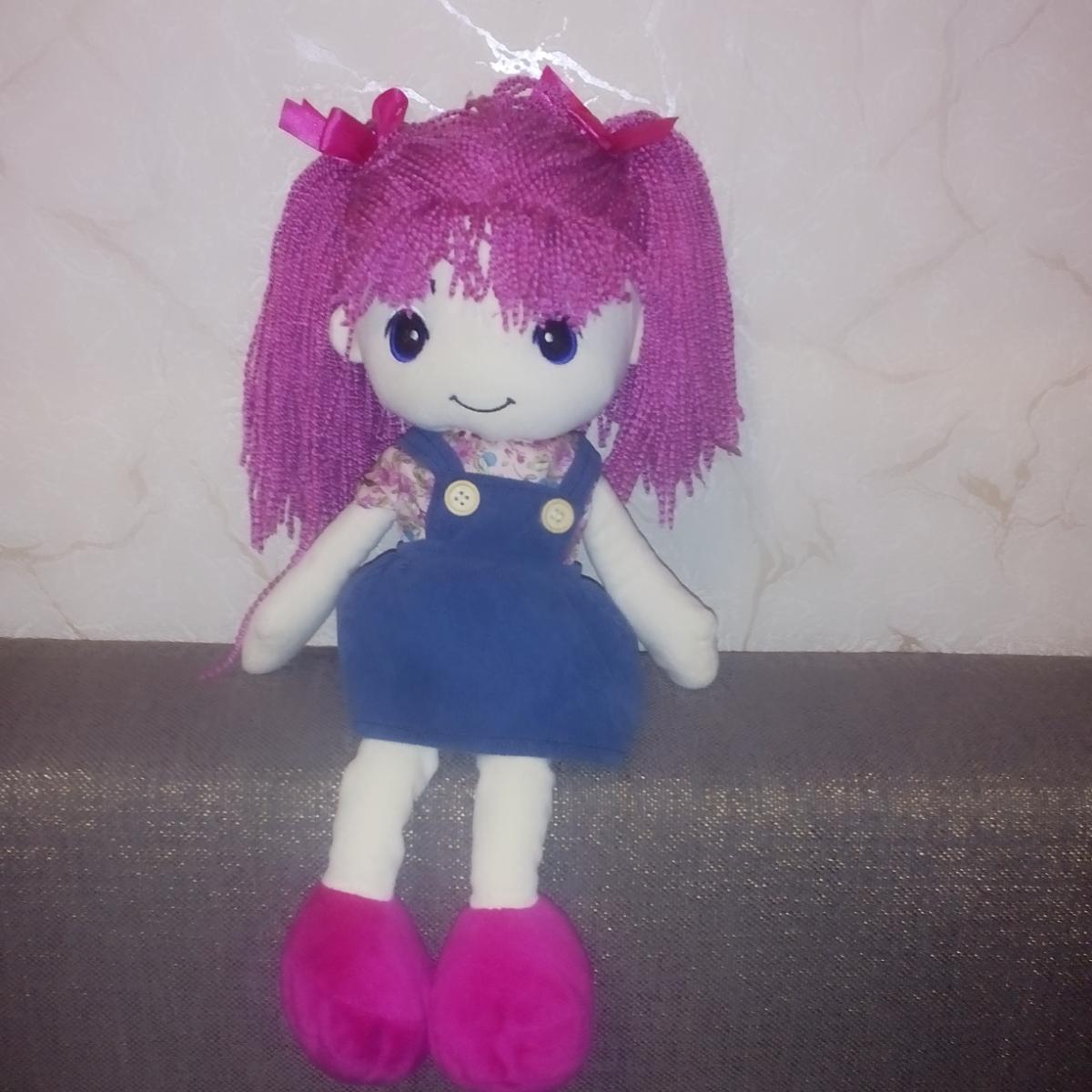 Дочь зовёт куклу Катей). Блиц: стильная кукла