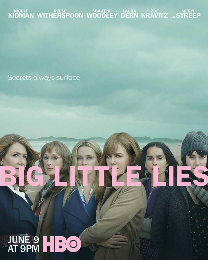 Большая маленькая ложь 2