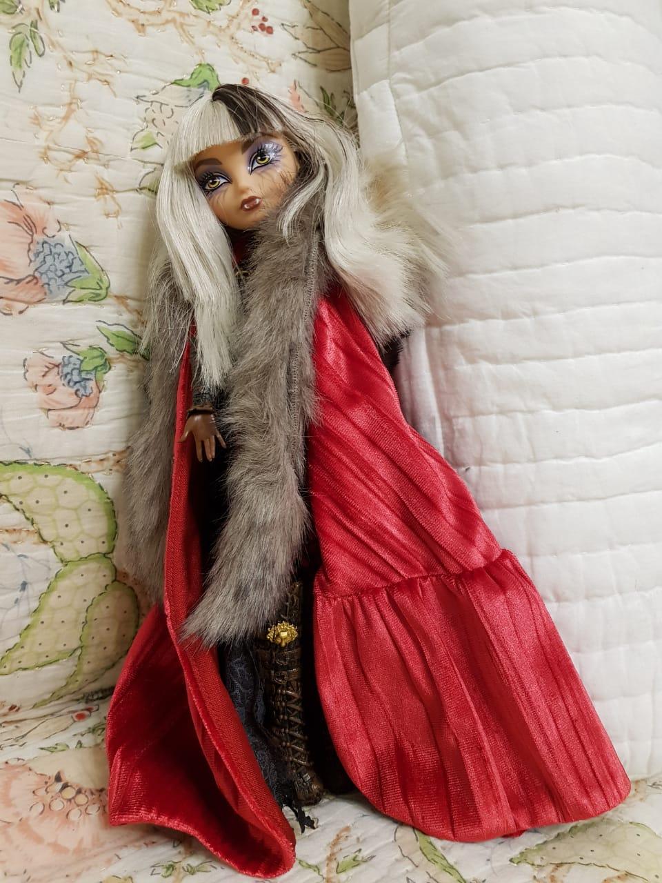 мой фотоальбом. Блиц: стильная кукла