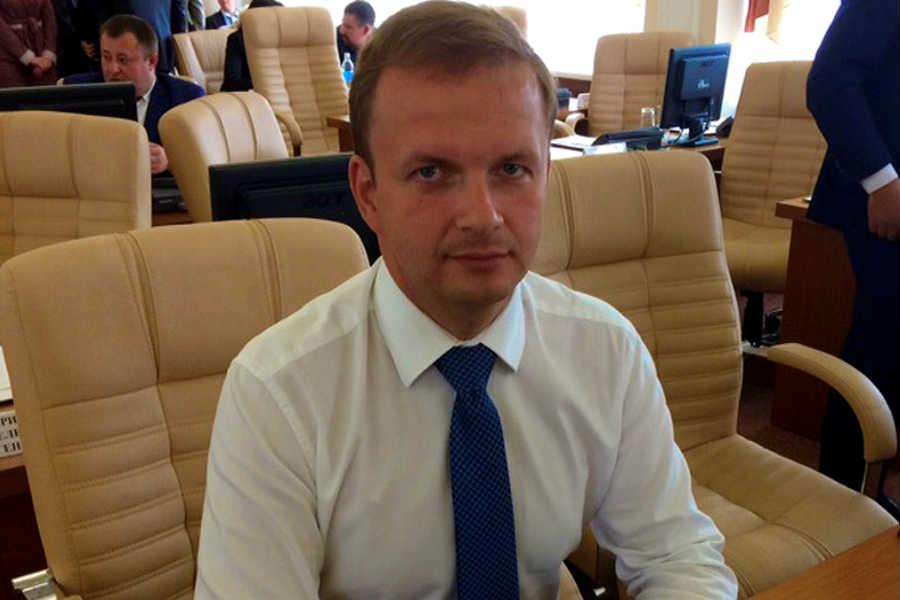 Муж Слуцкой Алексей Говырин