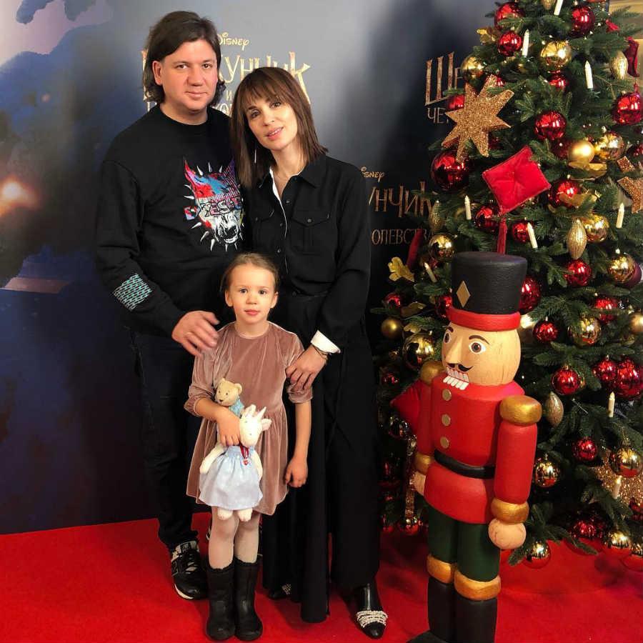 Ирина Муромцева муж дочь