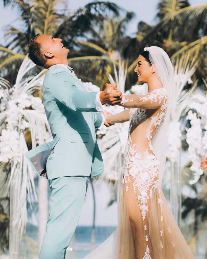 Нюша свадьба