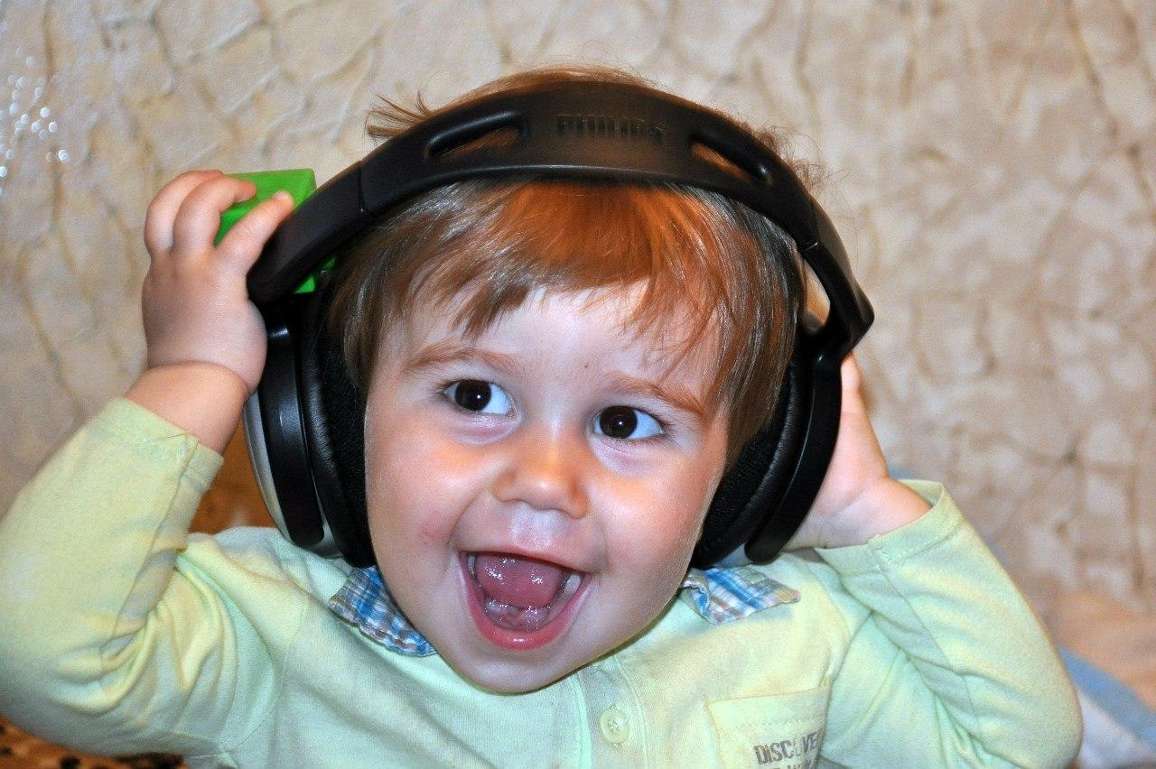 Музыкальный восторг. Гаджеты - с детства