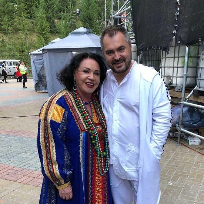 Надежда Бабкина муж Евгений Гор