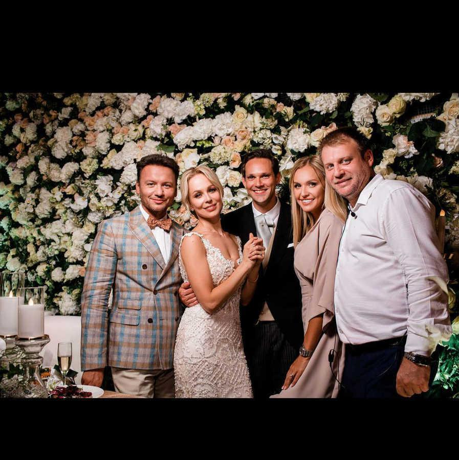 Ирина Медведева свадьба