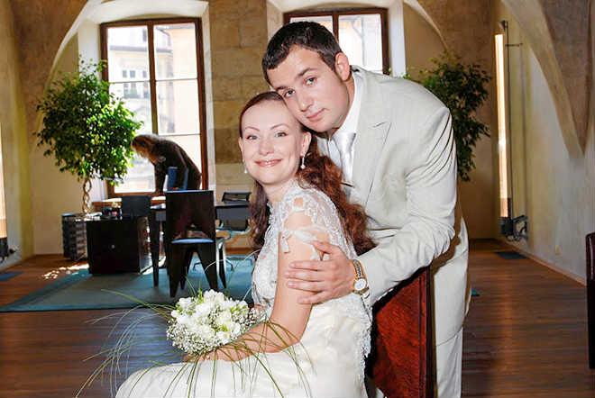 Нонна Гришаева муж