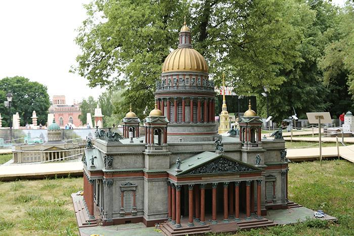 Россия в миниатюре