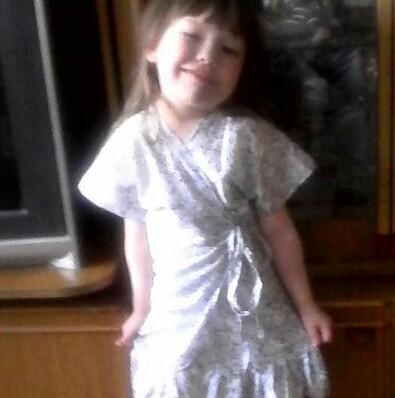 Варя, 4 года: я самая красивая девочка на свете!. Я - тоже фея!
