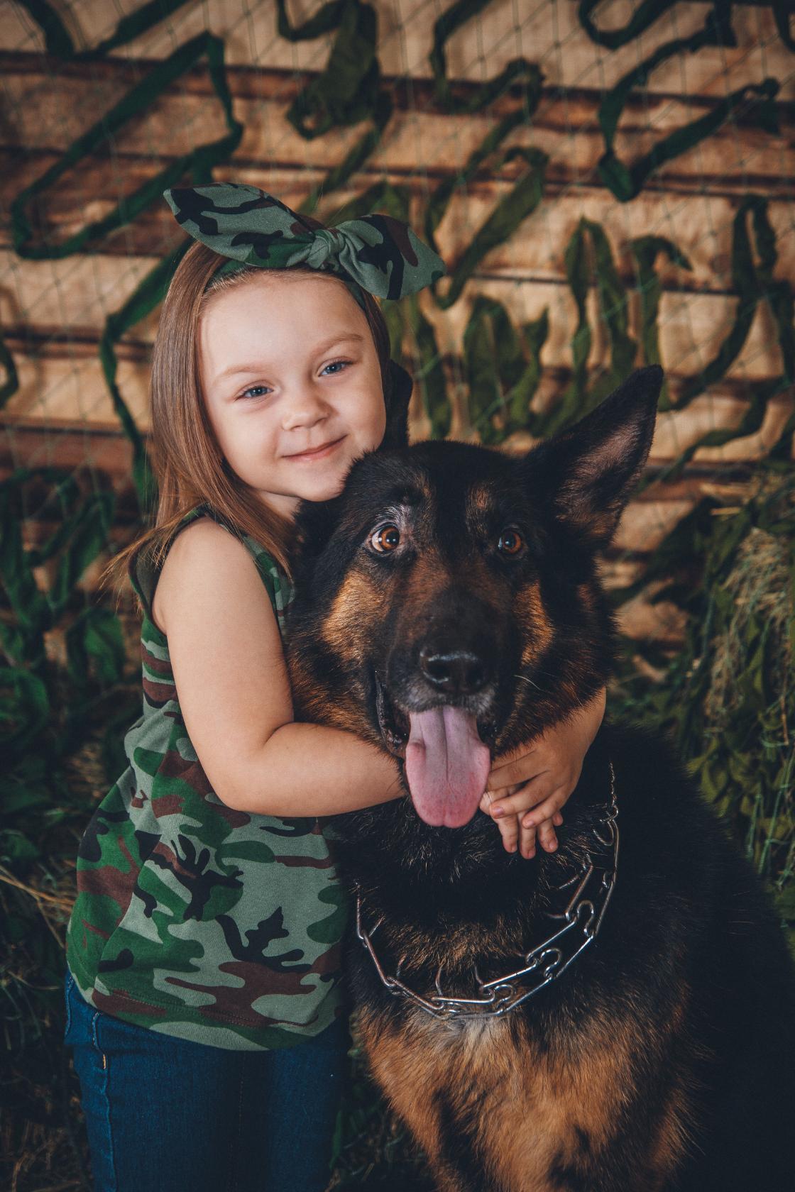 Лучшие друзья. Моя собака